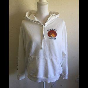 Brandy Melville Christy 1/4 zip st croix hoodie